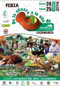 Feria De la Chacra a la Olla de Cajamarca